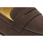 Herring Fletton rubber-soled loafers