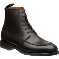 herring petworth in brown waxy cromex calf