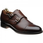 Herring Alford double monk shoes