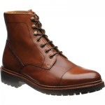 Herring Caldbeck rubber-soled boots
