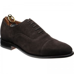 Godalming in Brown Suede