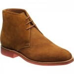 Herring Grays rubber-soled Chukka boots