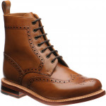 Herring Buxton brogue boots