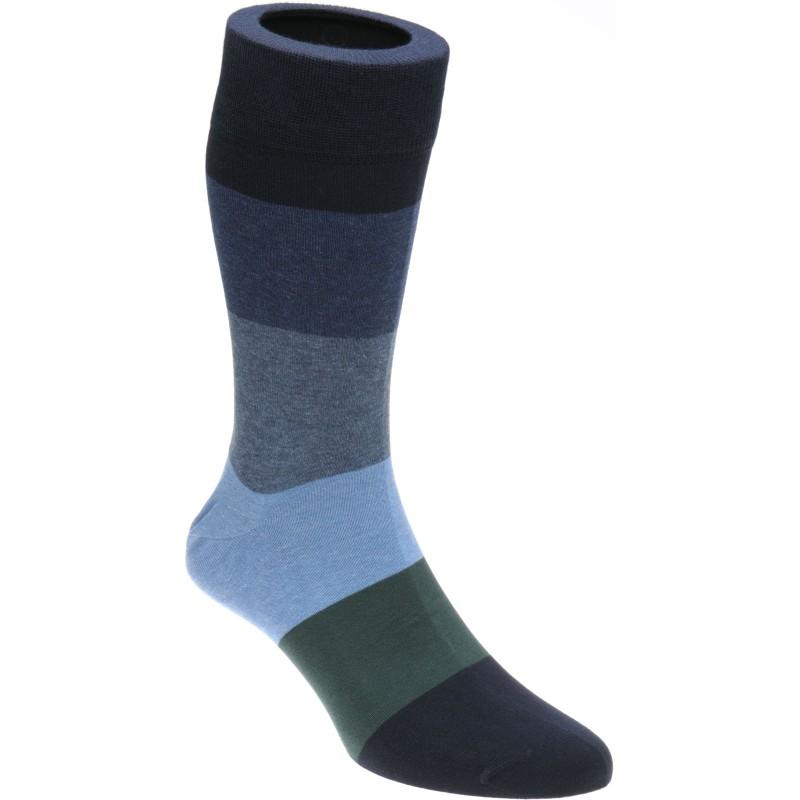Bunter Sock