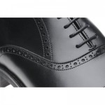 Staverton  rubber-soled semi-brogues