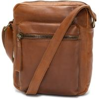 herring embankment small travel bag in tan calf