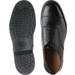Herring Wollaston rubber-soled Oxfords