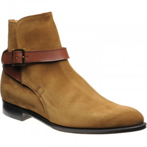 Grenville in Maracca Suede