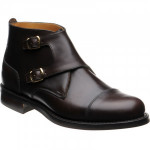 Herring Burntwood rubber-soled boots
