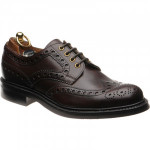 Herring Burford R rubber-soled brogues
