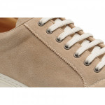 Herring Split Suede rubber-soled trainers