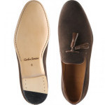 Albert tasselled loafers
