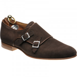 Alfred in Brown Suede