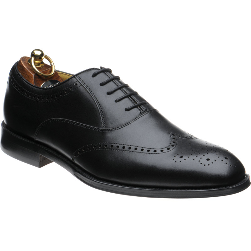 Neil rubber-soled brogues