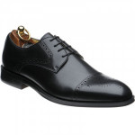Norman rubber-soled semi-brogues