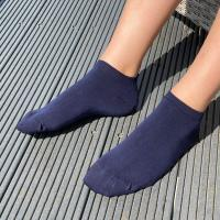 herring casper sock in navy