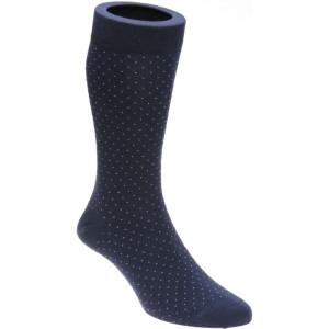 Wizard Sock in Navy