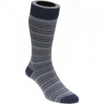 Herring Strata Sock