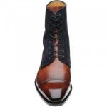 Laverton II two-tone boots