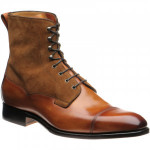 Laverton II two-tone boots