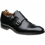 Herring Ilminster double monk shoes