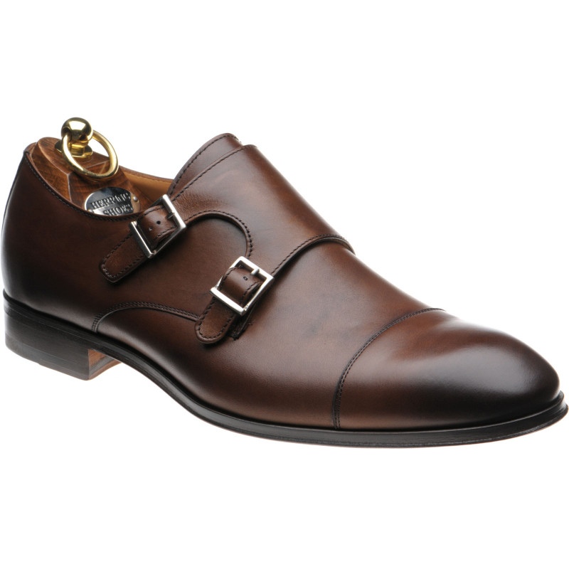Ilminster double monk shoes