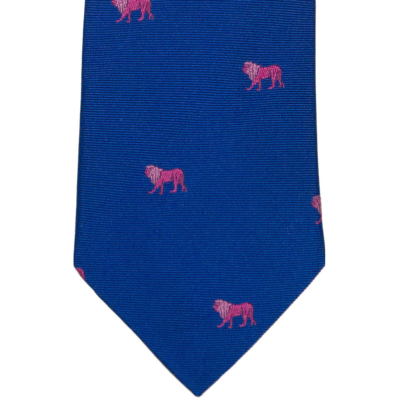 Herring Lion Tie