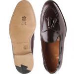 Barcelona II Crup tasselled loafers