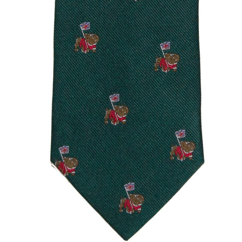 Herring British Bulldog Tie