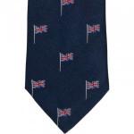 Herring Union Jack Tie