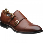 Herring Fresno rubber-soled double monk shoes