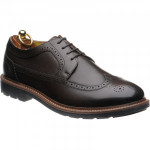 Herring Lagos rubber-soled brogues