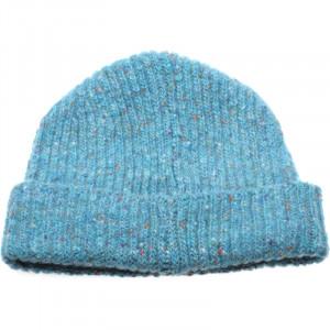 Malin Beanie Hat in Teal