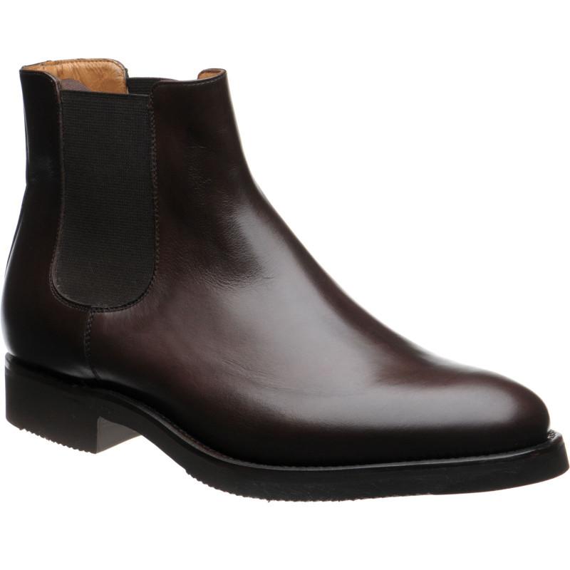 Mantua rubber-soled Chelsea boots