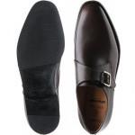 Bergamo monk shoes