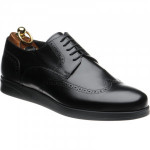 Bartholomew rubber-soled semi-brogues
