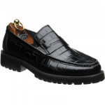 Herring Kramer Mod rubber-soled loafers