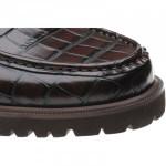 Herring Kramer Mod rubber-soled loafers