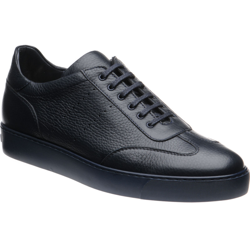 Brendon rubber-soled trainers