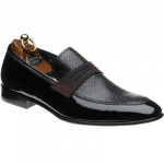 Levante two-tone loafers
