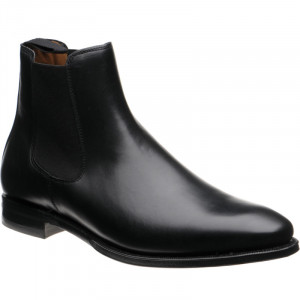 Purcell in Black Calf