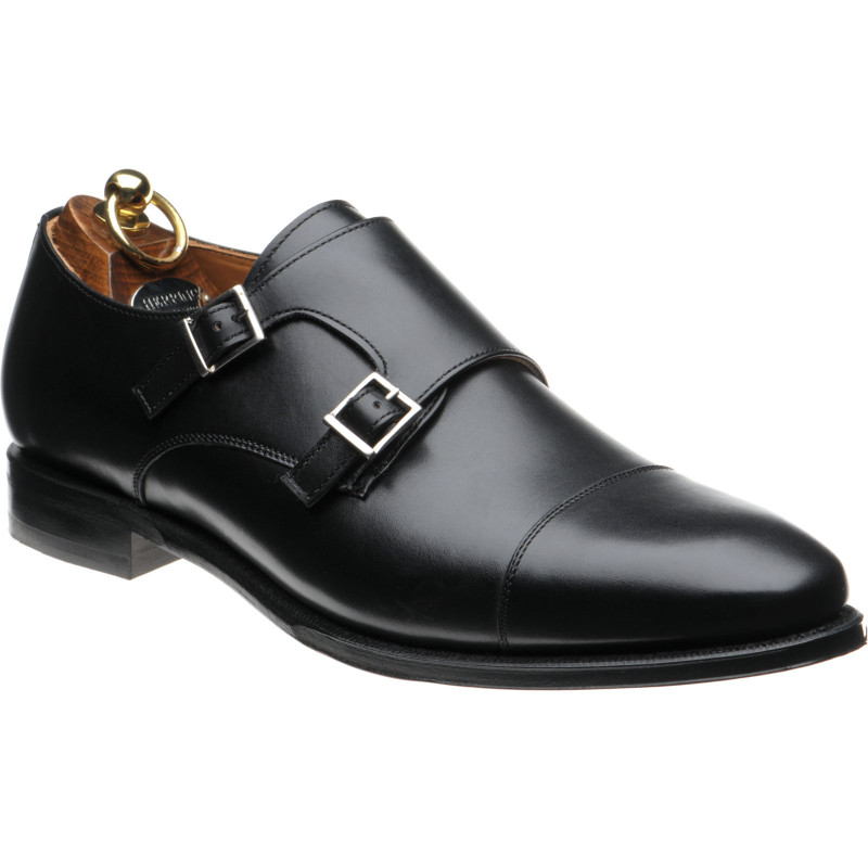 Haig double monk shoes