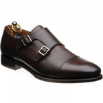 Herring Haig double monk shoes