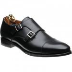 Herring Haig double monk shoes