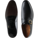 Holmes monk shoes