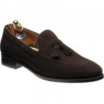 Herring Alanbrooke tasselled loafers