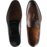 Alanbrooke tasselled loafers