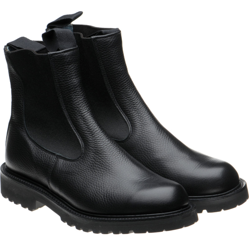 Paula ladies rubber-soled Chelsea boots