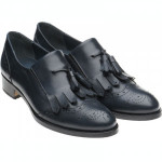 Giulietta ladies rubber-soled tasselled loafers