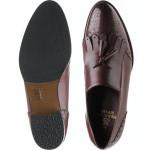 Giulietta ladies rubber-soled tasselled loafers
